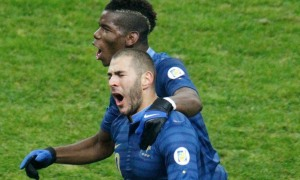 France v Ukraine - FIFA 2014 World Cup Qualifier: Play-off Second Leg