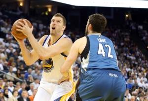 NBA: Minnesota Timberwolves at Golden State Warriors