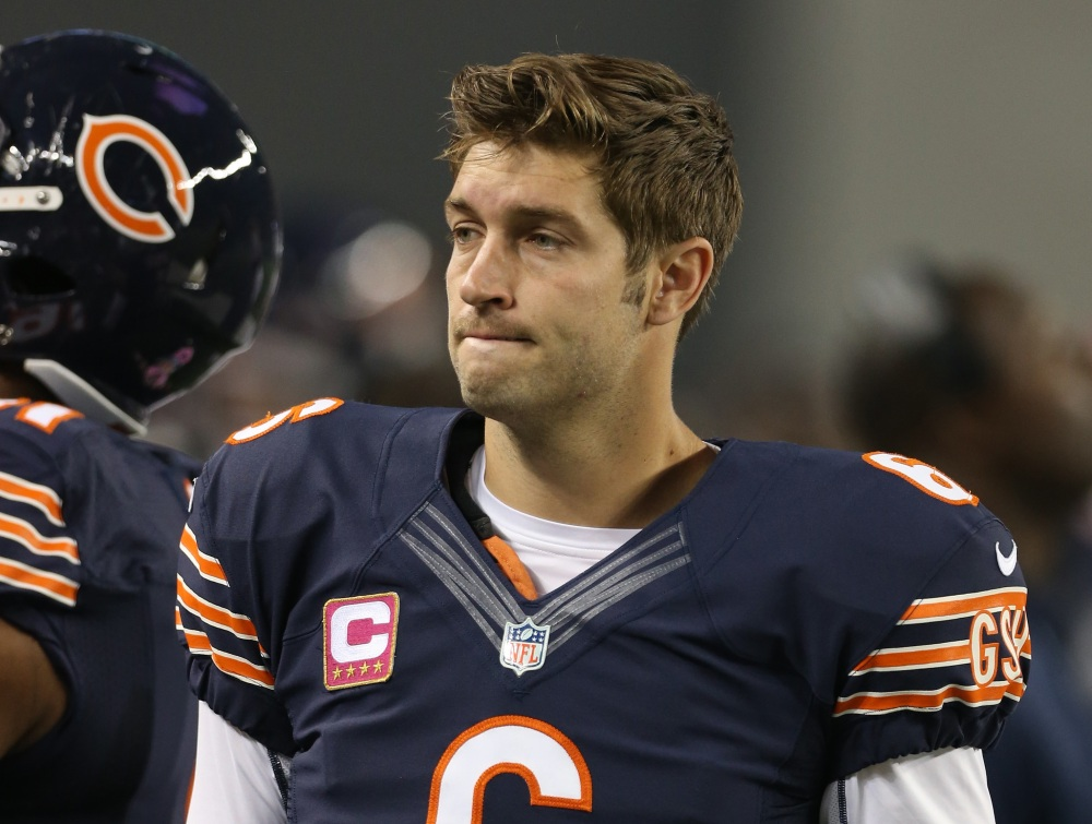 NFL: Chicago Bears at Dallas Cowboys