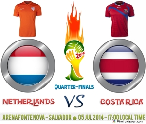 Netherlands-Vs-Costa-Rica-World-Cup-2014-Quarter-finals